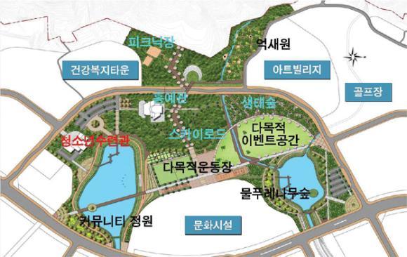 테마광장·가로 만들어 지역정체성 강조 2