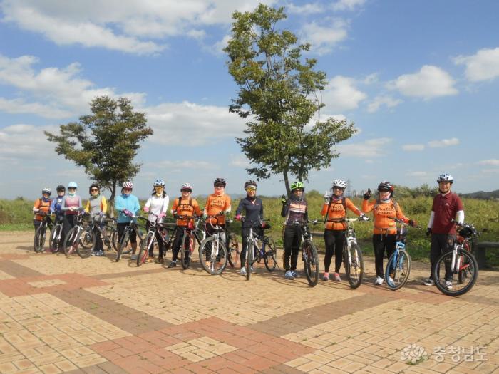 자전거 교통안전체험 무료교육 실시 사진